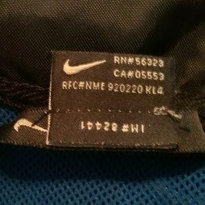 Nike Jackets & Coats - Nike mens black windbreaker 1/2 zip pullover 3X